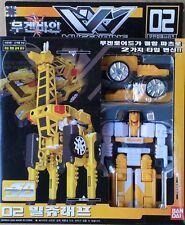 Bandai Machinerobo Mugenbine 02 Buildgiraffet
