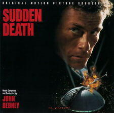 Sudden Death-original bande sonore [1995] | JOHN DEBNEY | CD