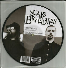 System of a Down SCARS ON BROADWAY They Say LIMITED PICTURE DISC 7 INCH VINYL 45