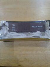Accurail 3011 Wabash #8247 Ho 40' Double Door Steel Boxcar Kit