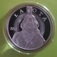 Silver 2012 LAKOTA PROOF - AOCS - Like SBSS