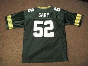 RASHAN GARY Unsigned Custom Sewn New Football Green Bay Jersey S, M,L,XL,2XL,3XL