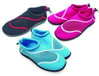Women's Water Shoes Aqua Socks Yoga Exercise Pool Beach Dance Swim Slip On Surf