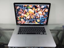 Apple MacBook Pro 15 Quad Core i7 PRE-RETINA UPGRADED 16GB RAM 500GB ~ SALE !