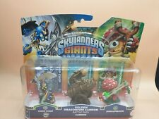 Skylanders Giants Golden Dragonfire Cannon Battle Pack