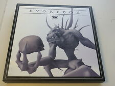 WUMPSCUT Evokebox BKM Etah 35..2 LP T-Shirt etc .. Vinyl:mint/ Box:mint-