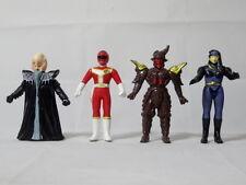 1989 Bouma Hyakuzoku Figure 4pcs Set BANDAI Turboranger Power Rangers