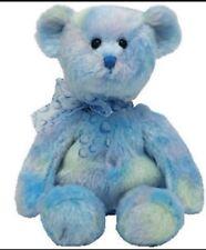 Ty Beanie Babies Beanies - Laguna The Blue Bear - New With Tag