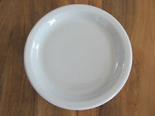 Inter American Porcelain Restaurant Ware-White -Bread & Butter Plate(s)-18 Avail