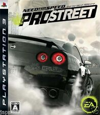Used PS3 Need for Speed: Pro Street SONY PLAYSTATION 3 JAPAN JAPANESE IMPORT