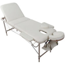TABLE DE MASSAGE N3W PLIANTE PORTABLE EN ALUMINIUM 3 PLANS ZONES kiné tattoo
