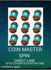 Coin Master 32000 spin