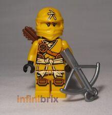 Lego Skylor Ninja from set 70746 Condrai Copter Attack Ninjago BRAND NEW njo135