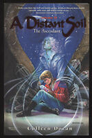 A Distant Soil Volume II The Ascendant TPB  Doran Signed with Sketch & print