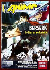 ANIMELAND N°179 du 3/2012; Berserk/ Dragon Ball Z Kai/ Thermae Romae