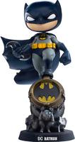DC Comics Batman Deluxe Mini Co. Collectible Figure Statue Iron Studios Sideshow