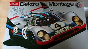 Schuco Porsche 917er Montage 225292 im Original Karton und im guten Zustand .