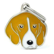 Foxhound Dog ID Tag (92) - Engraved FREE - Personalised - Charm - Keyring