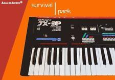 ROLAND JX-3P Survival Pack - NEW STUDIO PATCHES / SOUNDS