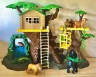 """Rare Animal Planet Jungle Playset Toys """"R"""" Us Exclusive"""