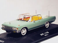 Norev 1/43 ZIL 117V Cabriolet Green Diecast Car Model Toy Collection Gift