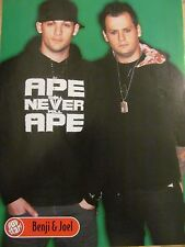 Good Charlotte, Jesse McCartney, Double Full Page Pinup