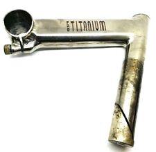 """3T Pro Titanium Quill Stem 26.0 Clamp Vintage 22.2 / 1"""""""