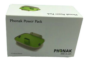 POWER PACK FOR PHONAK PARADISE, MARVEL & BELONG CHARGER CASES