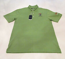 Greg Norman Men's Polo Shirt S National Kidney Foundation Cadillac Golf Classic