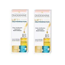 (23,16€/100ml) 2 x Diadermine Lift+ Hautperfektion Hautverschönerndes Gesichtsöl