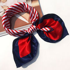 Square Scarf Silk Small Neckerchief Headband Head Neck Lady Scarves 5004#