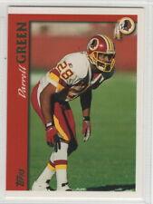 1997 Topps Football Washington RedskinsTeam Set
