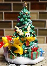 New Walt Disney World Parks PLUTO as a Reindeer Christmas Figure