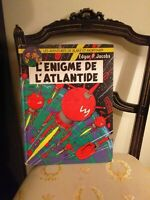 BD : L'énigme de L'Atlantide – Edgar P. Jacobs – Les Ed. Blacke et Mortimer
