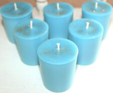 EGYPTIAN MUSK (Goddess) Scented Handmade Votive Candles HIGHLY SCENTED Set of 6
