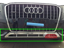 ABS Chrome Front Lower Grille Frame Trim For Audi Q5 2013-2016
