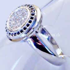 Markenlose Runde Echte Edelstein-Ringe mit Onyx für Damen