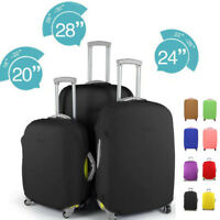 Elastic Luggage Suitcase Dust Cover Dustproof Protector Anti Scratch Antiscratch