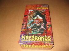 Ron Miller Firebrands Trading Card Case 12 Boxes