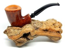 PAOLO CORSO UNSMOKED TROUT FREEHAND FLAME GRAIN ESTATE PIPE
