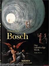 Fachbuch Hieronymus Bosch  - Das vollständige Werk, informatives Buch, NEU