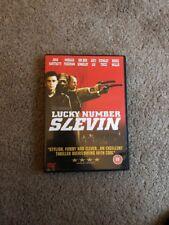 Lucky Number Slevin DVD (2006) Josh Hartnett