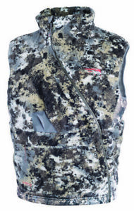 Sitka Gear Elevated II Men's Fanatic Vest, Size LARGE NEW WITH TAGS!!!