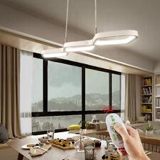 LED Pendelleuchte Dimmbar Deckenleuchte Esszimmer Hängelampe Höhenverstellbar