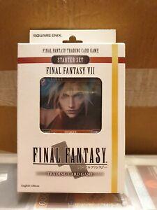 Final Fantasy VII Starter Set