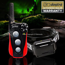 Dogtra iQ-PLUS Remote Trainer Dog Training Collar 400-Yard Expandable Waterproof
