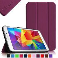Fintie Thin SlimShell Case Cover For Samsung Galaxy Tab 4 10.1 8.0 7.0 Tab 3 7.0