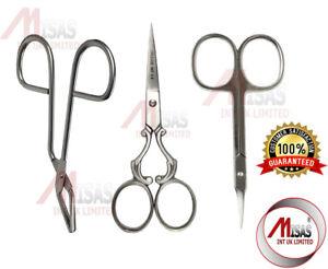 Eyebrows,nail,multi task scissors high quality & Tweezer