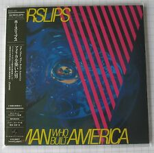 HORSLIPS - The Man Who Built America JAPAN MINI LP CD NEU! POCE-1253