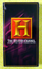 History Channel 20th Century Mike Wallace Vietnam Dilemma Tet & Anti War ~ VHS